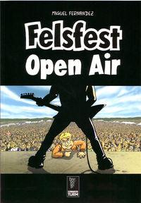 Felsfest-Cover